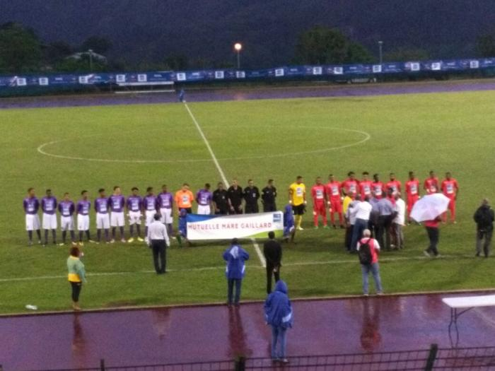 Football : le Golden Lion et le Geldar de Kourou en finale de la Coupe Mare-Gaillard