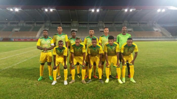 Football: Le Réveil Sportif qualifié pour le 3ème tour de la Coupe de France zone Martinique