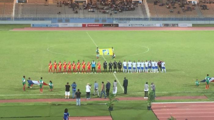 Football : les Matininos dominent les Gwada Boys
