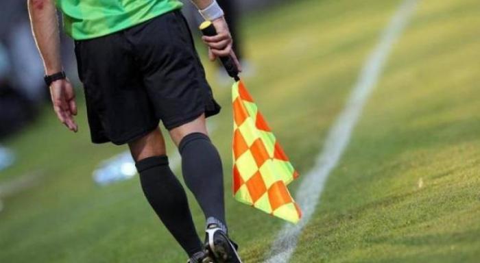 Football : nouvelle agression d'un arbitre. Dépôt de sifflet programmé