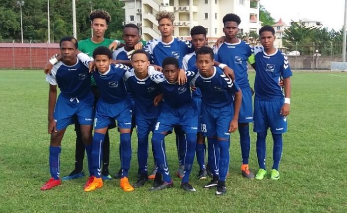 Football : Tournoi U 14 de la CFU