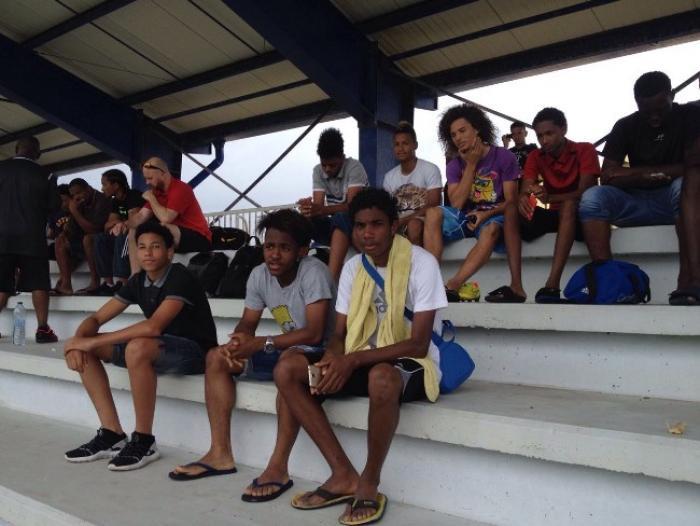 Football : Trois jeunes martiniquais sélectionnés à la Gateway Sports Académy