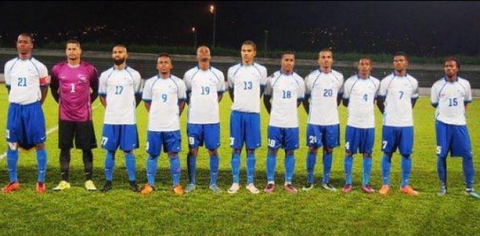 Football : un tournoi à quatre pour la sélection de Martinique