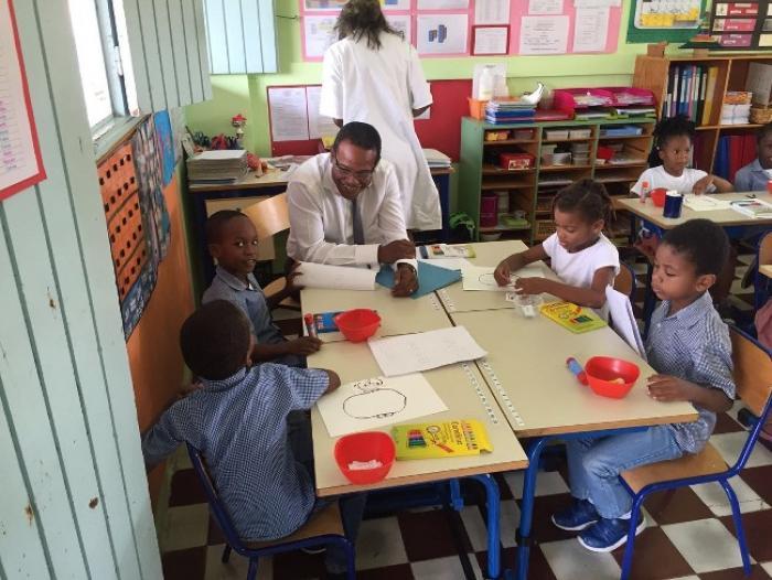 Fort de France : Les écoles à l'ère du numérique