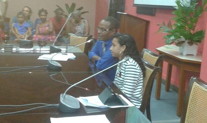 Fort-de-France : Loan, 11 ans maire junior pour 2 ans