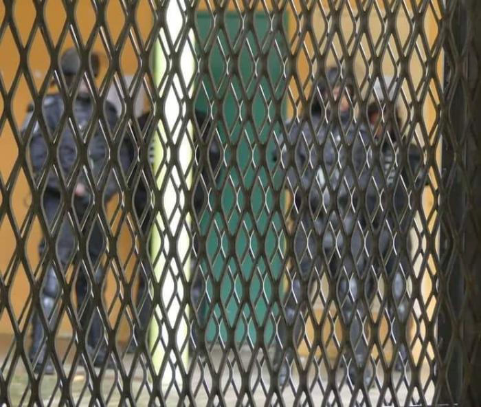 Fouille surprise à la prison de Baie-mahault