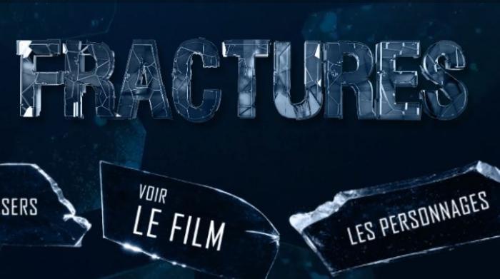"""""""Fractures"""" : le premier long métrage de Harry Roselmack"""