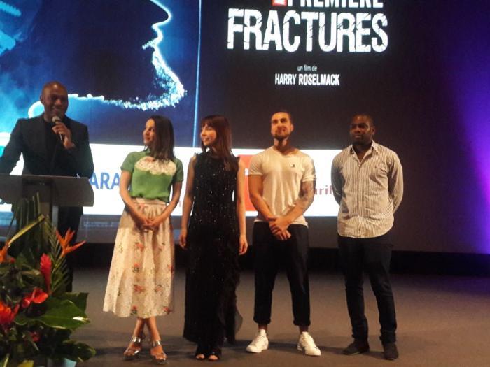 """""""Fractures"""", le premier long métrage de Harry Roselmack"""