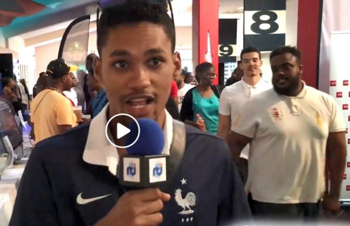France - Australie : quelques réactions d'après match des supporters