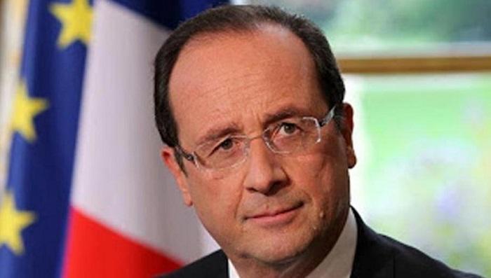 François Hollande est à Saint-Pierre et Miquelon !