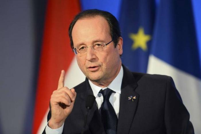 François Hollande n'est pas candidat à sa succession