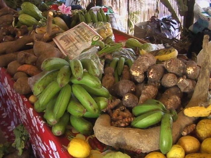 Fruits et légumes les vols en chiffres