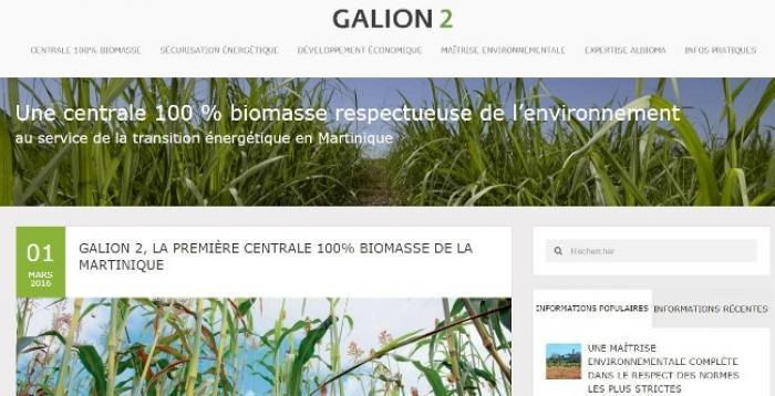 Galion 2 : Un site internet pour mieux comprendre