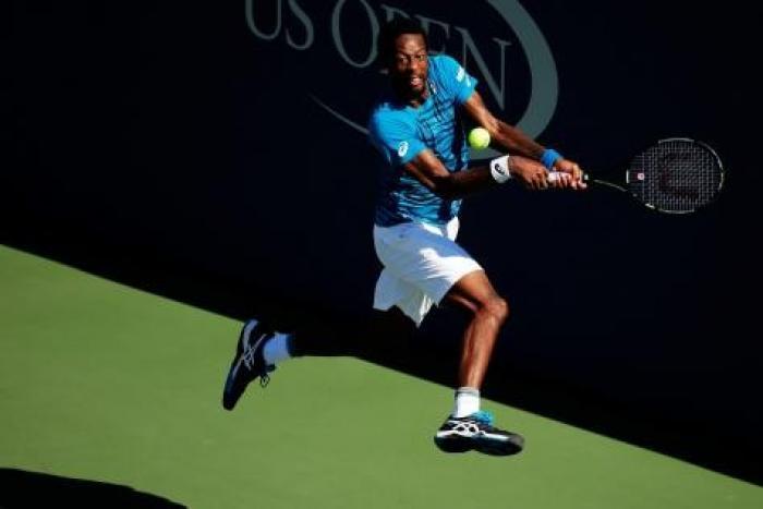 Gaël Monfils en demi-finale de l'US Open