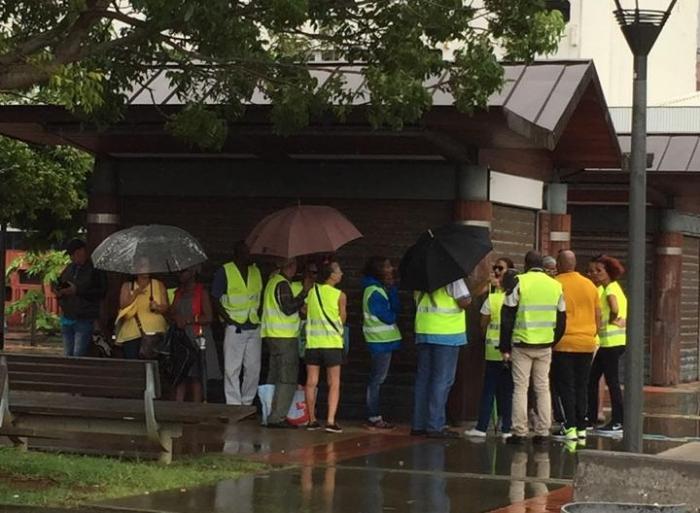 Gilets jaunes : pas de blocage, mais un appel au rassemblement