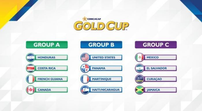 Gold Cup : tirage difficile pour la Martinique dans le groupe B