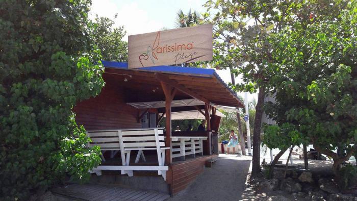 Gosier : le restaurant le Karissima sera démoli
