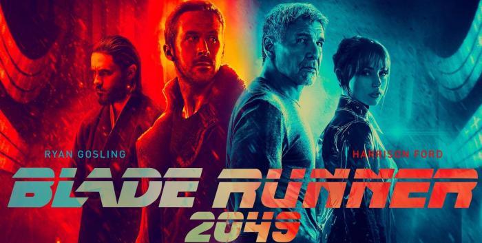 Gosling vs Ford : « Blade Runner 2049 »