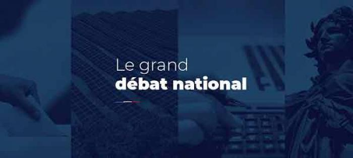 Grand débat national : forums citoyens à Fort de France