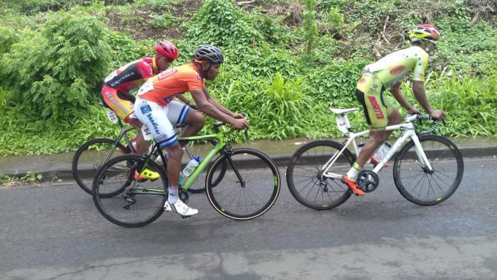 Grand Prix Caron : les clubs martiniquais s'éclatent sur les routes guyanaises