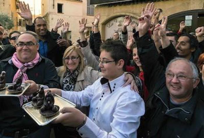 Grasse : manifestation de soutien au pâtissier accusé de racisme