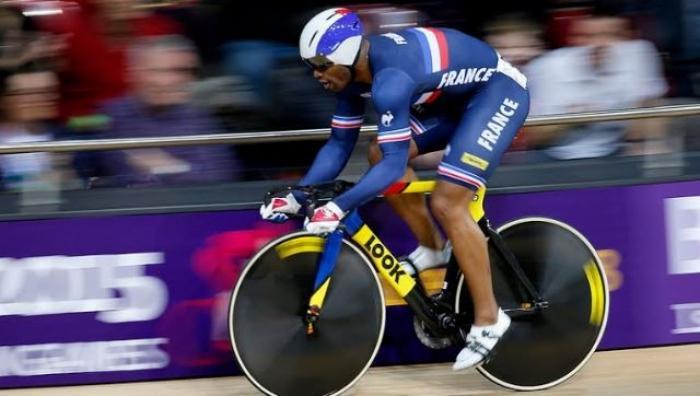 """Grégory Baugé : """"C'est la première médaille pour la piste française"""""""