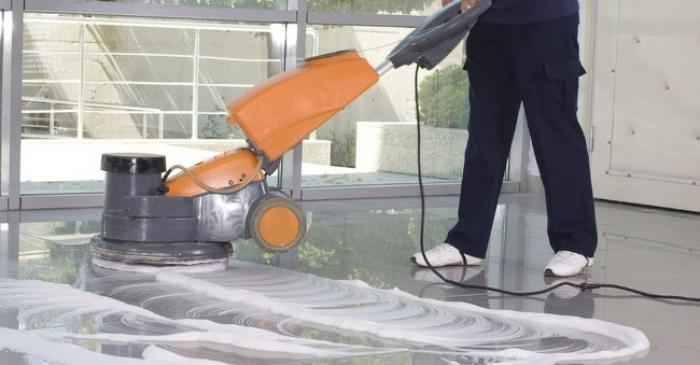 Grève dans le secteur du nettoyage