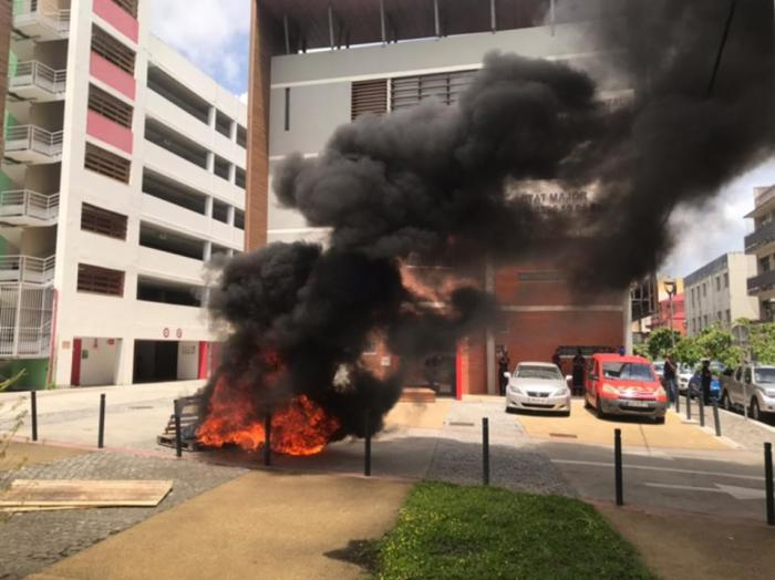 Grève des pompiers : un accord trouvé, mais un mouvement qui se poursuit