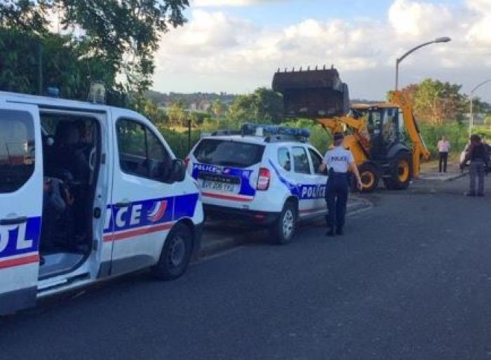 Grève à Carrefour Milénis : la route débloquée par les autorités