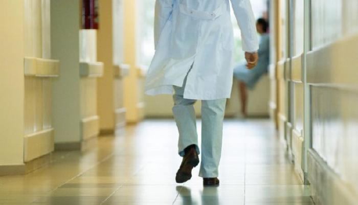 Grève à l'hôpital de Trinité