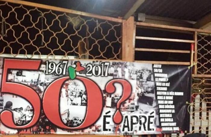 """Group-a-po, commémoration de mai 67  :  """"On aurait pu être vraiment plus fort"""""""