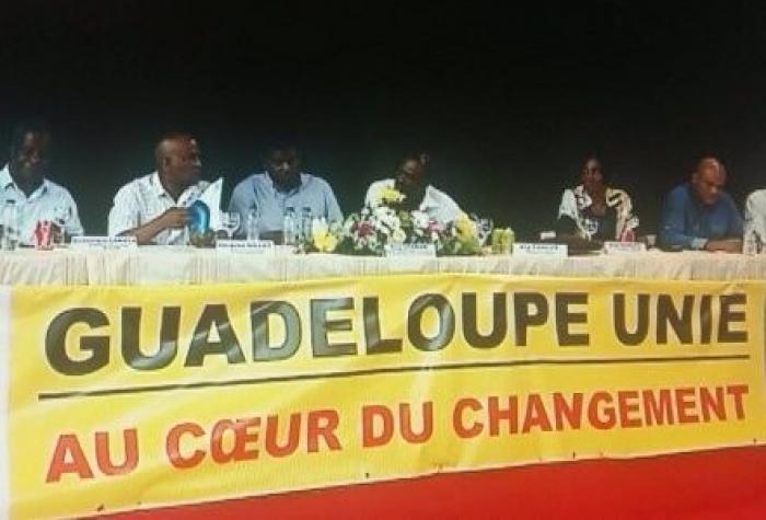 GUSR devient Guadeloupe unie, solidaire et responsable