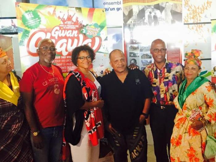"""Gwan Chawa : """"Faire revivre un peu le carnaval d'antan"""""""