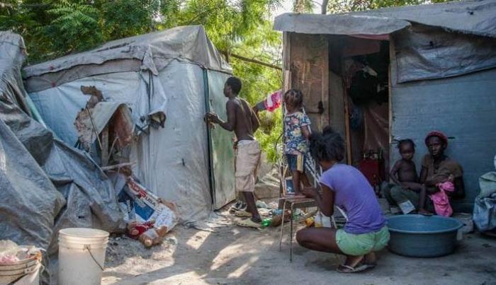 Haïti : 5 ans après le séïsme, la reconstruction reste difficile