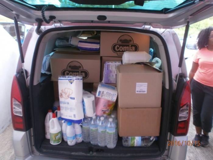 Haïti : l'Etat participera à l'acheminement de l'aide martiniquaise