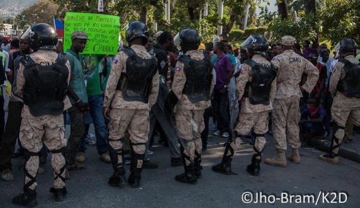Haïti : situation tendue malgré la nomination d'un nouveau 1er ministre