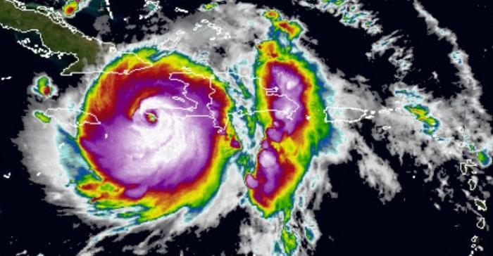Haïti sous les vents et les pluies de Matthew