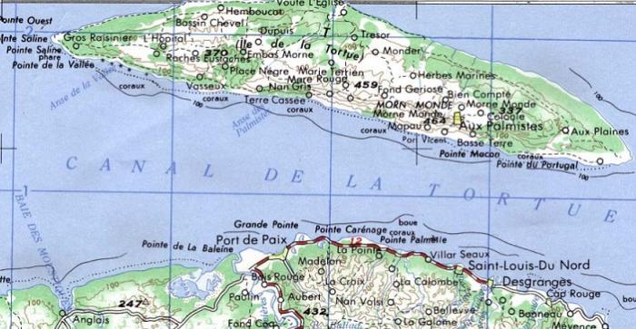 Haïti : une quarantaine de portés disparus en mer