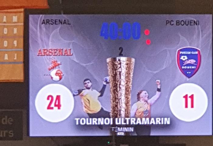 Handball : les joueuses de l'Arsenal du Robert qualifiées pour la finale ultra-marine