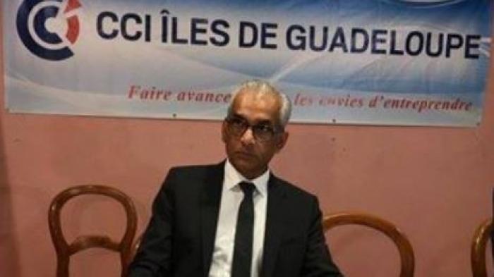 Henri Nagapin, le nouveau président de la CCIIG
