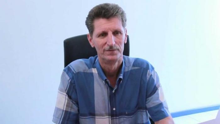 Hilaire Brudey, nouveau secrétaire du PS