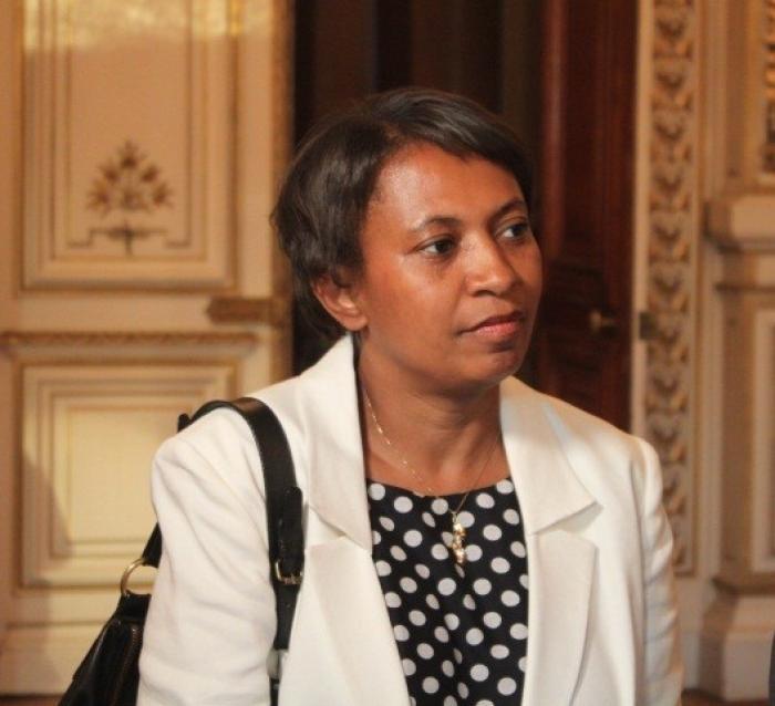 Hélène Geoffroy, la deuxième guadeloupéenne au Gouvernement