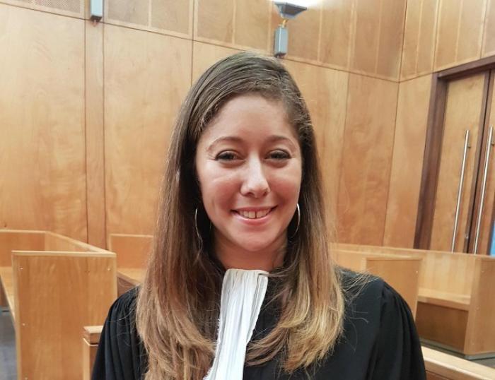 Hélène Martin nouveau commissaire-priseur de Martinique