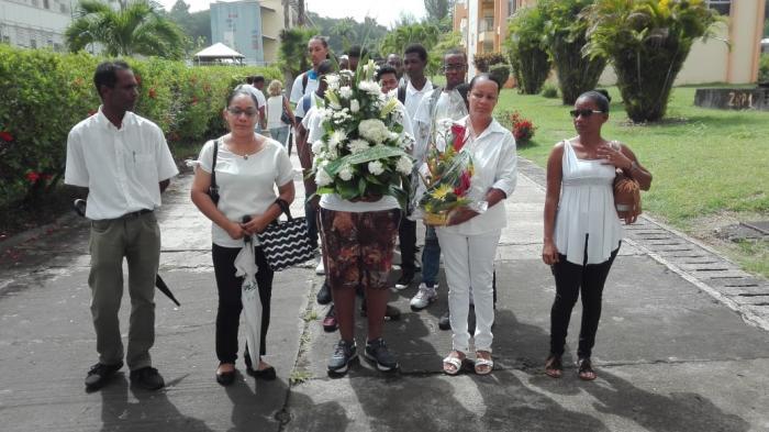 Hommage émouvant au lycée Chevalier de Saint-Georges