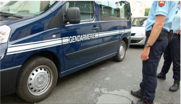 Il fonce sur les gendarmes et repart libre