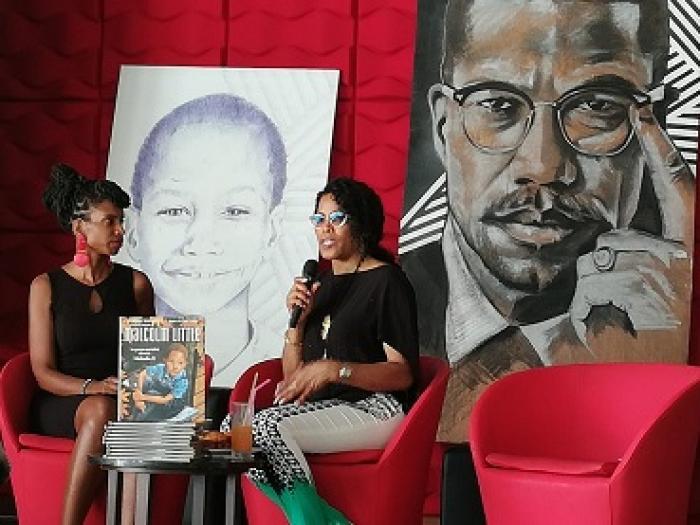 Ilyasah Shabaz, les racines caribéennes de la famille de Malcolm X