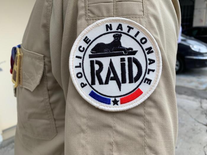 Inauguration de la première unité RAID Antilles-Guyane