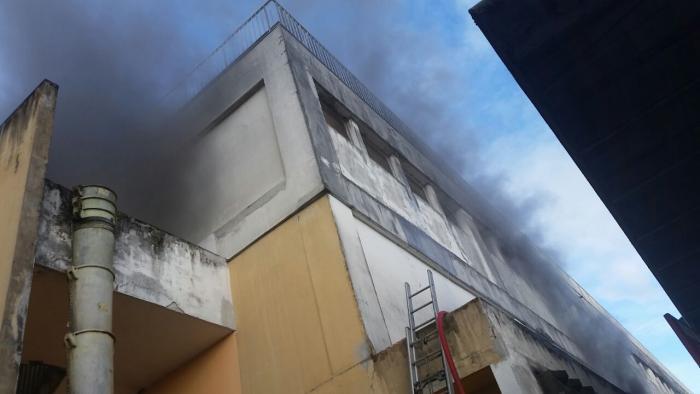 Incendie CHU : le point à 17h30