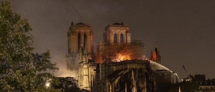 Incendie de Notre-Dame : le parquet privilégie la piste accidentelle