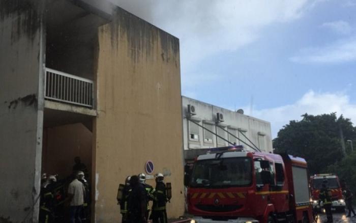 Incendie du CHU : le point sur l'enquête